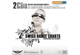 VARIOUS - Swiss Dance Charts - (CD)