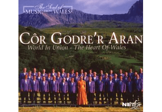 Cor Godre'r Aran - World In Union-The Heart Of Wales - (CD)