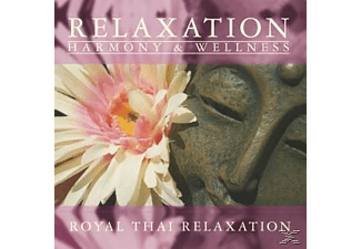 VARIOUS - Royal Thai Relaxation - (CD)
