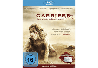 Carriers (Special Edition) - (Blu-ray)
