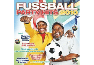 VARIOUS - Fussball Party Hits - (CD)