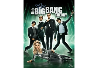 The Big Bang Theory - Seizoen 4 - DVD
