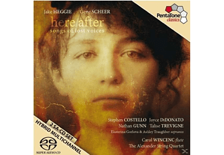 VARIOUS - Here/After - Songs Of Lost Voices - (SACD Hybrid)