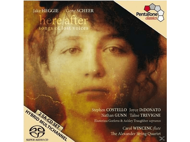 VARIOUS - Here/After - Songs Of Lost Voices [SACD Hybrid]