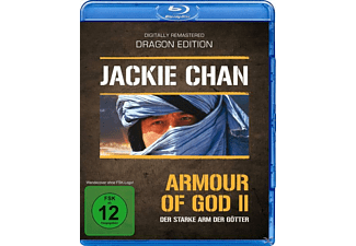 Armour of God 2 - Der starke Arm der Götter (Dragon Edition) - (Blu-ray)