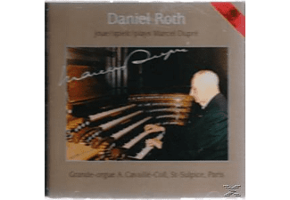 Roth Daniel - ROTH PLAYS DUPRE (GRAND-ORGUE A.CA - (CD)