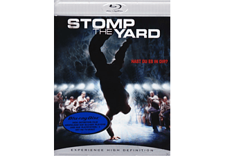 STOMP THE YARD - (Blu-ray)