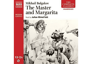 THE MASTER AND MARGARITA - 13 CD -