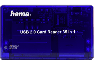 HAMA Kaartlezer 35-in-1 (55348)