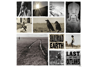 Railroad Earth - Last Of The Outlaws [Vinyl]