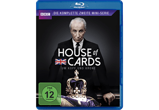 House of Cards - Die komplette zweite Mini-Serie - (Blu-ray)