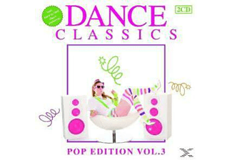 VARIOUS - Dance Classics Pop Edition Vol.3 [Box-set] - (CD)