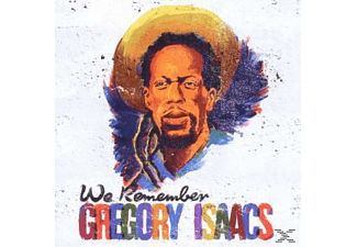Gregory Isaacs - We Remember Gregory Isaacs - (CD)