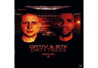 Optiv & BTK - Dirty Tricks - (CD)