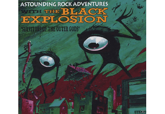 Black Explosion - Servitors Of The Outer Gods - (CD)