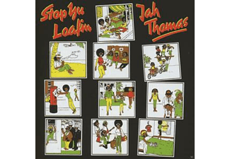 Jah Thomas - Stop Yu Loafing [CD]