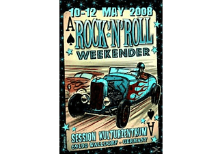 - 9th Rock'n'Roll Weekender Walldorf - (DVD)