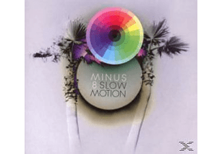 Minus 8 - Slow Motion - (CD)