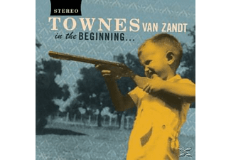 Townes Van Zt - In The Beginning - (CD)