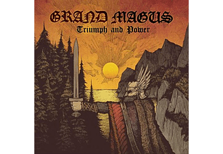 Grand Magus - Triumph And Power (CD)