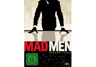 Mad Men - Staffel 3 - (DVD)
