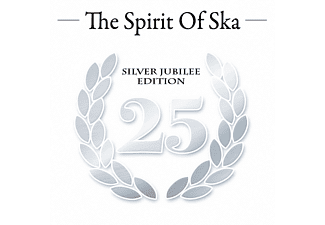 Various - The Spirit Of Ska-Silver Jubilee Edition [CD]