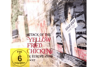 Gackt - Attack Of The Yellow Fried Chickenz - (CD + DVD Video)