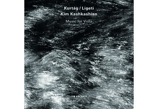 Kim Kashkashian - Music For Viola - (CD)