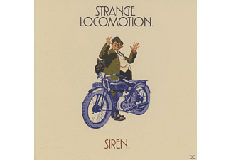 The Siren - Strange Locomotion (Deluxe 2cd Edition) - (CD)