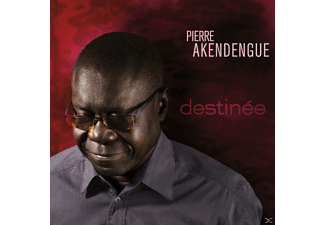 Pierre Akendengué - Destinee - (CD)