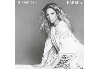 Barbra Streisand, Columbia Symphony Orchestra - Classical Barbra (Re-Mastered) - (CD)