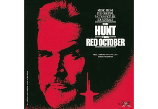 The Original Soundtrack, OST/HUNT FOR RED OCT - The Hunt For Red October - (CD)