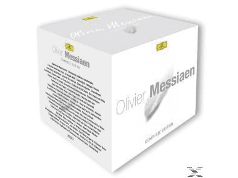 VARIOUS - Olivier Messiaen-Complete Edition (Ltd.Edition) [CD]