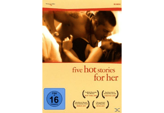 Five Hot Stories for Her - (DVD)