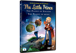 Little Prince - Planet of Eolians/Planet of Music DVD