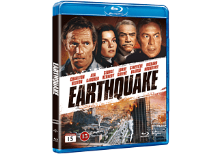 Earthquake 1974 Blu-ray