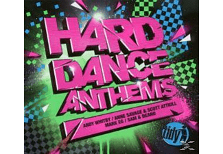 VARIOUS - Hard Dance Anthems - (CD)