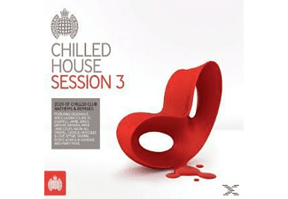 VARIOUS - Chilled House Session 3 [CD]
