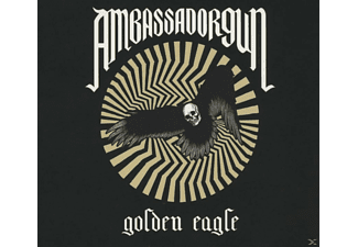 Ambassador Gun - Golden Eagle - (CD)