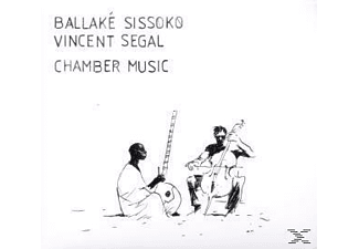 Sissoko,Ballake & Segal,Vinc - Chamber Music - (CD)