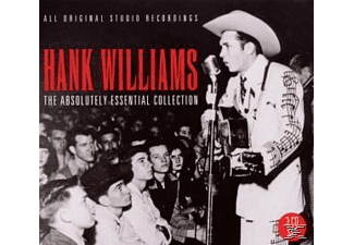Hank Williams - THE ABSOLUTELY ESSENTIAL COLLE - (CD)