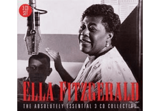 Ella Fitzgerald - The Absolutely Essential 3CD Collection - (CD)