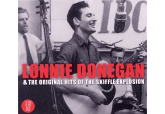 Lonnie Donegan - Original Hits Of The Skiffle Explosion - (CD)