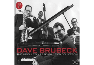 Dave Brubeck - The Absolutely Essential 3CD Collection - (CD)