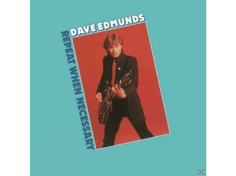 Dave Edmunds - Repeat When Necessary [Vinyl]