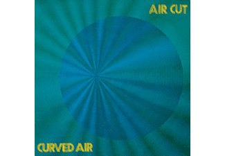 Curved Air - Air Cut (CD)