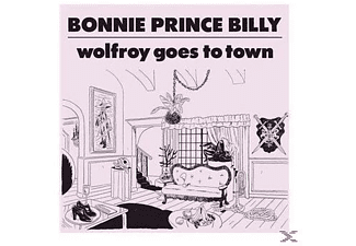 Bonnie Prince Billy - Wolfroy Goes To Town - (Vinyl)