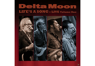 Delta Moon - Life S A Song-Live Volume One - (CD)