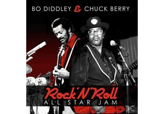 Bo Diddley - Rock  N  Roll All Star Jam - (CD)