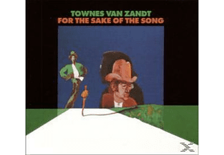Townes Van Zt - For The Sake Of The Song - (CD)